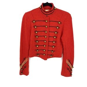 Ralph Lauren Military Drummer Boy Blazer Jacket